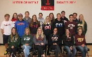SCHS National Letters of Intent 2014